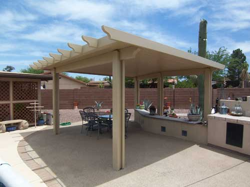 Shade Experts - Patio Image